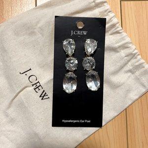BNIB J Crew Earrings